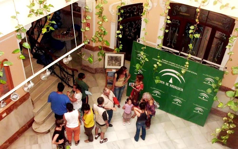 Exposición IAJ, Mayo 2012
